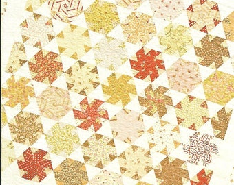 Jelly Girl Quilt Pattern by Fig Tree & Company, Joanna Figueroa