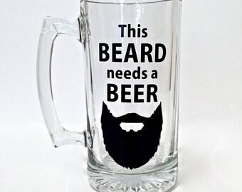 Gift for Bearded Men - Stocking Stuffers for Men - Gift Idea for Husband - Gift Idea for Boyfriend - Unique Gift Ideas for Men - xmas gifts