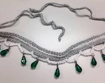 Hand Crafted Anklet/Choker
