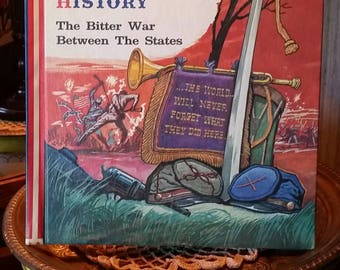 SALE!!! - 10% OFF!!! - Pictorial Encyclopedia of American History, 1861-1965, Bitter War Between the States (sale price reflected)