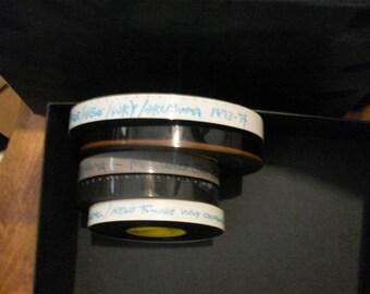 Darrell Barton's 1974 NPPA PoY Entry 16mm Newsfilm Reels Iconic TV News Photojournalism History