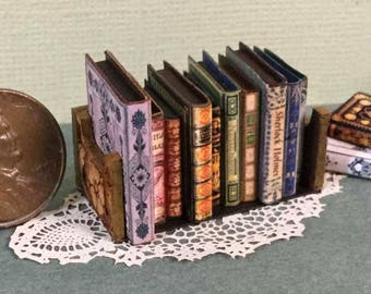 Miniature Book Collection 1