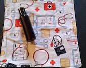 Castor oil pack kit