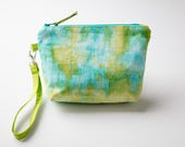 Hand Dyed Wristlet, Wrist...