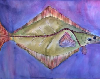 Just for the Halibut, 2017
