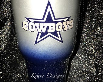 Dallas Cowboys Tumbler