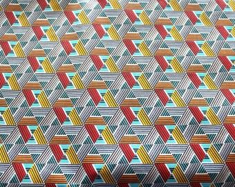 Coated fabric 50 x 70 cm wax
