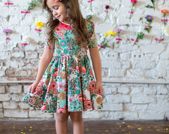 Featured listing image: Spring Fever Dress - Gemma + Filo Collab