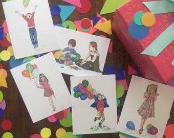 Birthday / Celebration Card Variety Box