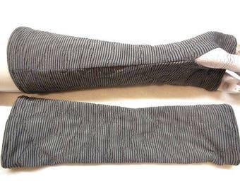 3-d gloves arm warmers wrist