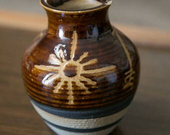 Southwest Studio Pottery Vase