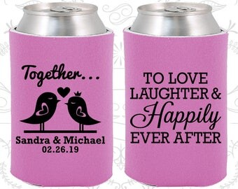 Orchid Wedding, Orchid Can Coolers, Orchid Wedding Favors, Orchid Wedding Gift, Orchid Party Gift (80)