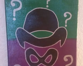 Painting of Riddles