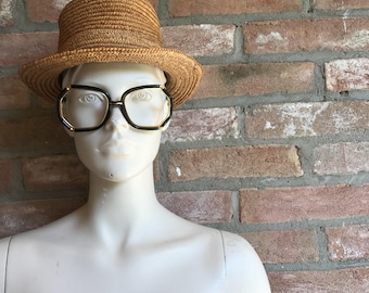 Glam Oversize  Ted Lapidus sunglasses, genuine vintage sunglasses, 1970