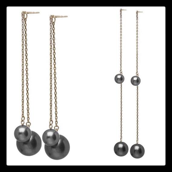 The Eva Pearl Earrings