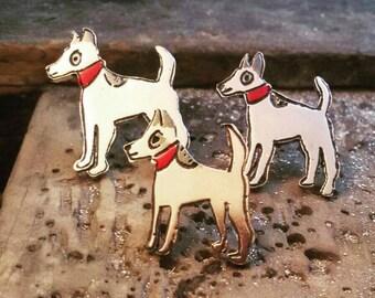 Pet portrait from photo Custom pet dogs jewelry cat jewellery sterling silver