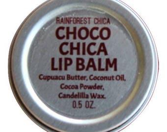 Chocolate Lips - Triple C Lip - Vegan Lip Balm.