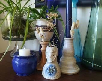 Vintage Stoneware Pottery/Vases/Planters
