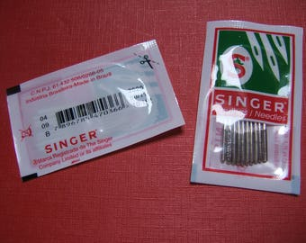 10 needle sewing machines, SINGER, 80 x 11