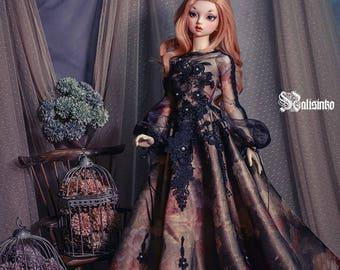 BJDs doll dress [Lace Fashion] Soom, SD16 size