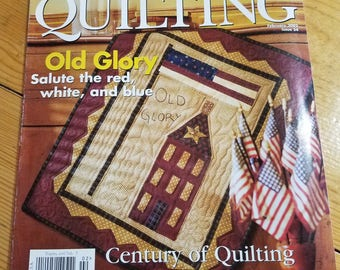 American Patchwork & Quilting, February 2002