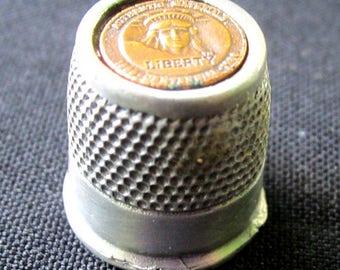Centennial Thimble Collectible