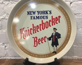 Knickerbocker Beer Tray