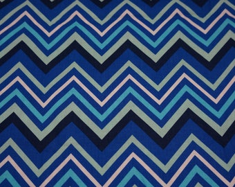 Large Minky Weighted Blanket *Chevron