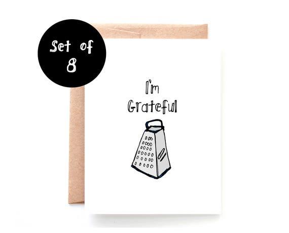 I'm Grateful Set of Cards