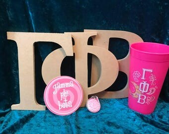 Gamma Phi Beta Package