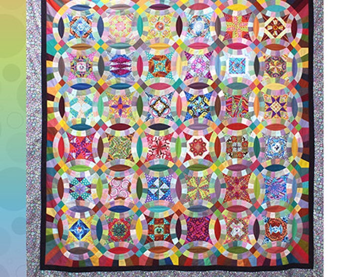 36 Ring Circus by JoAnne Louis - Complete Pack Pattern, Papers, Templates