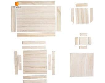 Gluing box DIY materials