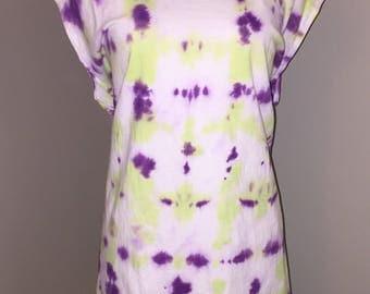 Plus size tie dyed beachwear SALE
