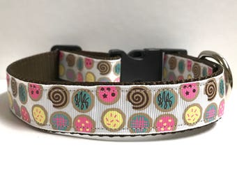 """1"""" Cookie collar"""