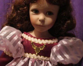 Keeva Princess from a storybook tale