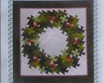 Summer Sale- Pattern,Wreath Pinwheel Twist In Two Sizes Using Two Twister Tools, Fast Shipping PT232