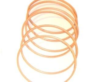 Hoopla hoops - Game - set of 6 - hoopla hoops are 17 cm. dia - Fundraising games
