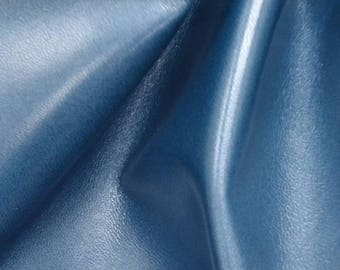 "Fashion Sky Blue Leather Cow Hide 12"" x 12"" Pre-cut 1 1/2 oz BR-62967 (Sec. 6,Shelf 3,C)"