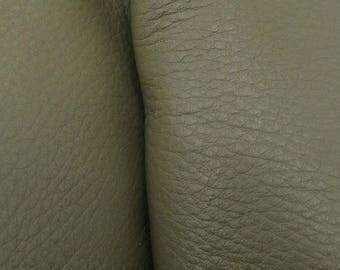 "Magical Shagreen Leather New Zealand Deer Hide 8""x 10"" Pre-cut 3-4 ounces-25 DE-66154 (Sec. 4,Shelf 2,B)"