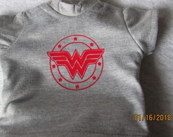 Wonder womeb in gray