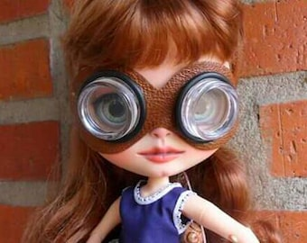 Esc 1/6 Aviator Glasses, Driver for Blythe