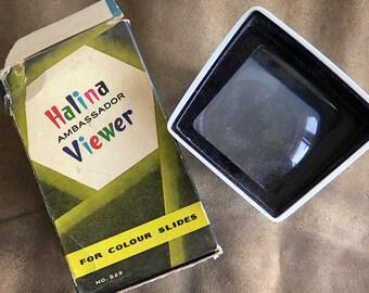 Vintage 35mm Slide Viewer
