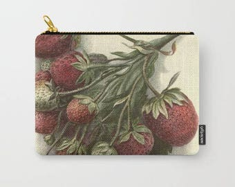 Strawberry - Small pouch
