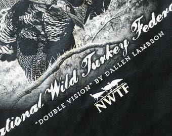 National Wildlife Turkey Federation TShirt