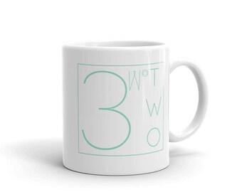 Three Wing Two (3w2) The Charmer Enneagram Mug