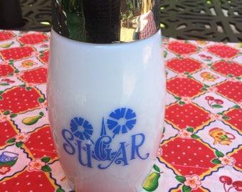 Vintage Gemco Corningware sugar shaker