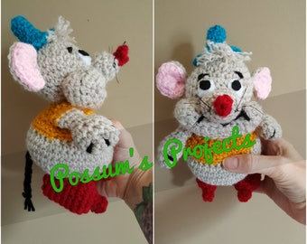 Gus Gus Inspired Mouse