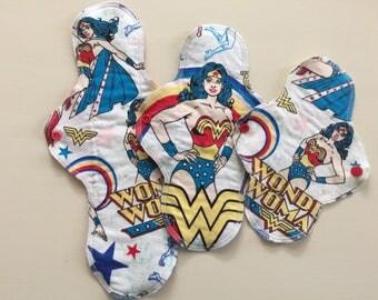 Wonder Woman pad set