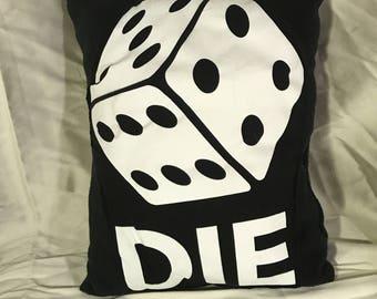 Die! Pillow