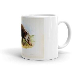Coffee Mug - Ceramic - Warthogs Coffee Mug